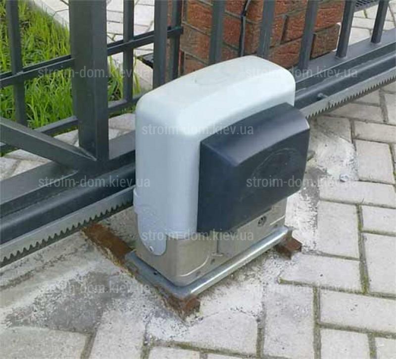 Откатные автоматические ворота came заказать ворота металлические сварные