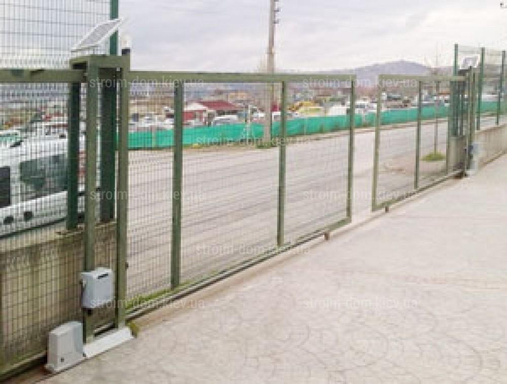 Монорельсы для ворот купить откатные автоматические ворота г подольск